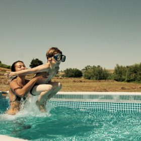 Agriturismo met zwembad