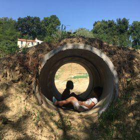 Agriturismo met kampeerplekken en kindvriendelijk