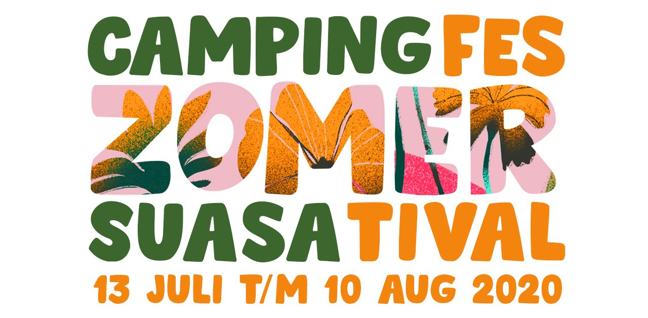 Camping Suasa Zomer Festival