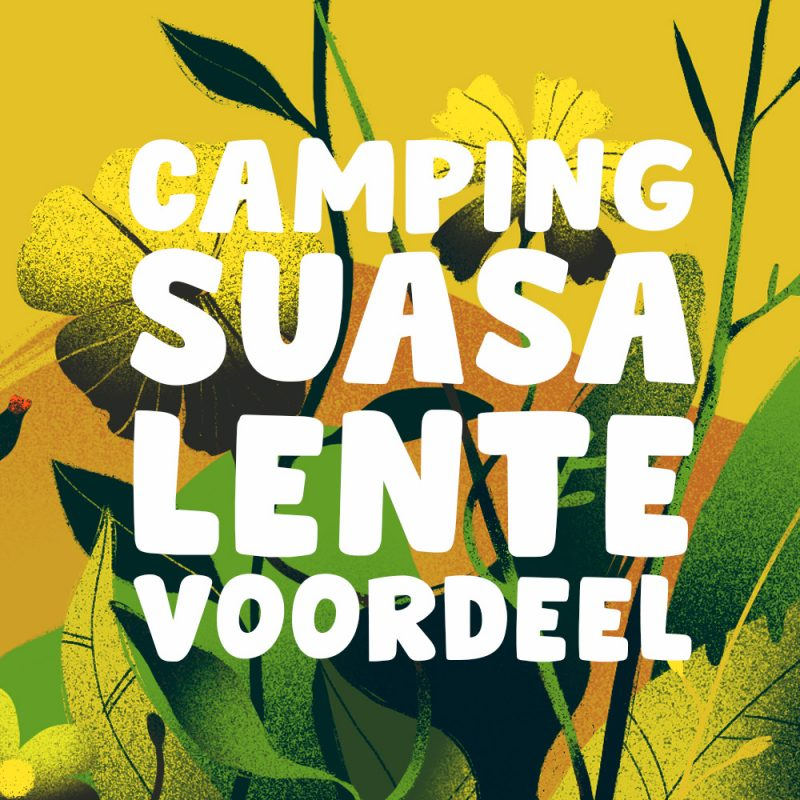 Camping Suasa lente voordeel